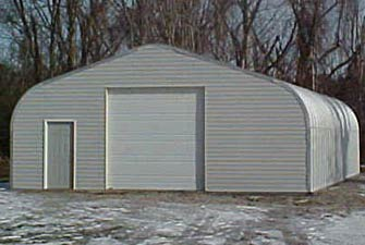 A-Model Steel Buildings