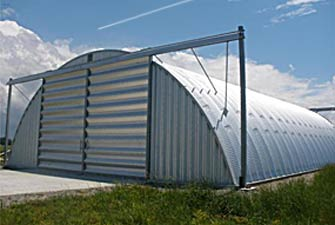 Steel Buildings Q-Model